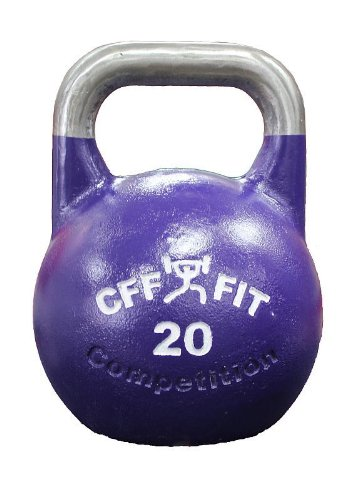 CFF-20-kg-Pro-Competition-Russian-Kettlebell-Girya-Great-for-Cross-Training-and-MMA-Training-0