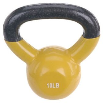 Sunny-Vinyl-Coated-Kettle-Bell-10-Pound-0