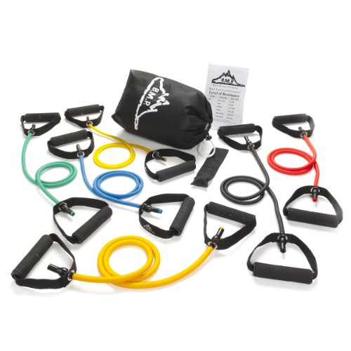 Exercise Bands With Handles Walmart: Weight Bands & Resistance Bands From Viking Fitness