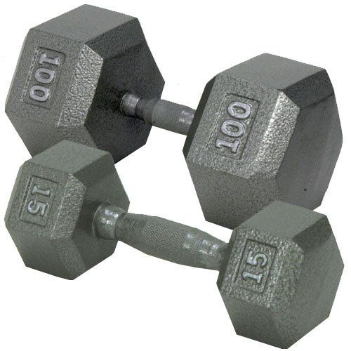 Champion-Hex-Dumbbell-with-Ergo-Handle-0