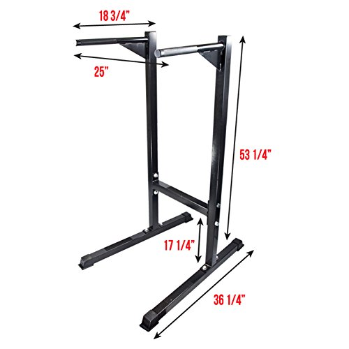 Dip Stand Self Standing Dipping Station Machine Bicep