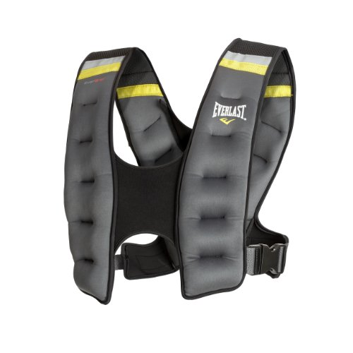 Everlast-Weighted-Vest-Grey-20-Pounds-0