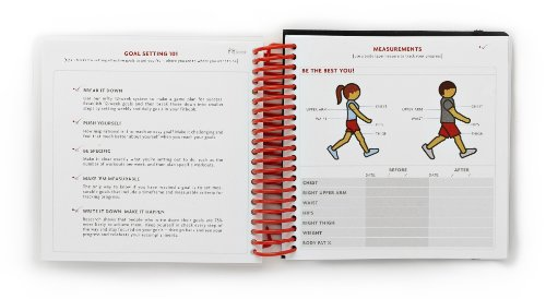Fitlosophy Fitbook: Fitness Planner and Food Journal ...