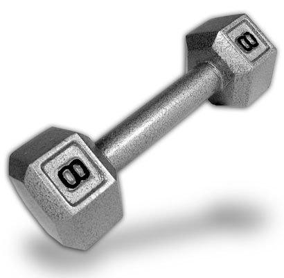 Grey-8-Lbs-Hex-Dumbbells-0