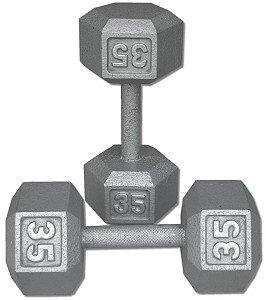 Pair-35-Lb-Cast-Iron-Hex-Dumbbells-0