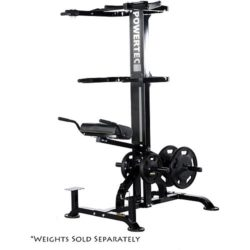 Powertec-Fitness-Levergym-ChinDip-Assist-Plus-Black-0
