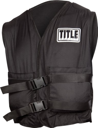 TITLE-Boxing-Power-Weighted-Vest-40-Pounds-0
