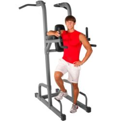 XMark-Fitness-Commercial-11-Gauge-Power-Tower-with-Pull-UpDip-Station-0