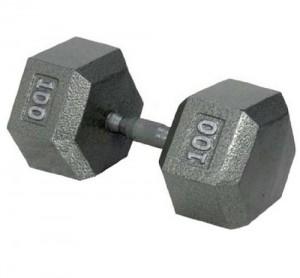100-lb-Hexhead-Dumbbell-each-0