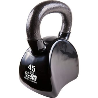 GOFIT-GF-CKB45-Contour-Kettlebell-DVD-45-lbs-Black-0
